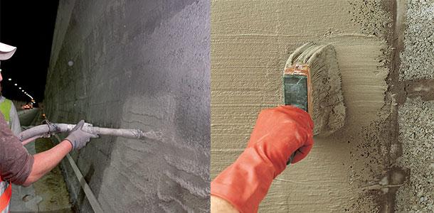 Planiseal 88— жесткая обмазочная гидроизоляция изащитное покрытие для бетонных икирпичных конструкций