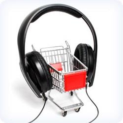Музыка в магазине